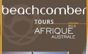 Beachcomber Tours : brochure dédiée à la production en Afrique Australe