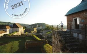 """Doubs Tourisme dévoile sa brochure """"Spécial groupes"""" 2021"""