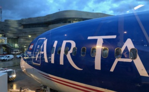 Air Tahiti Nui : J'ai testé pour vous la Classe Affaires Paris-Papeete