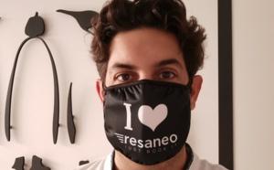 """Remboursement aérien : """"Nous faisons le job ! Nous ne restons pas les bras croisés !"""" lance Raphaël Torro (Resaneo)"""