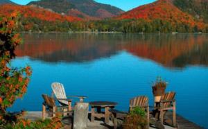 Lac - Crédit photo Tourisme Laurentides