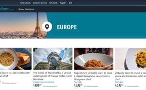 Amazon Explore : Amazon travaille avec des TO pour des voyages... virtuels