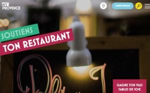 """Provence Tourisme lance l'opération """"Soutiens ton restaurant"""""""
