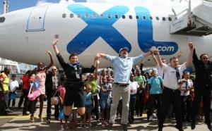 XL Airways France : baptême de l'air pour des jeunes Martiniquais