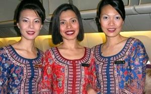 Singapore Airlines : stratégie de recentrage sur la zone Asie Pacifique