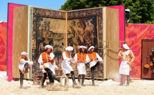 Le château de Chambord fait le plein d'activités pour la Toussaint