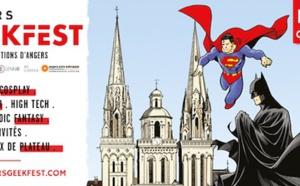 Angers Geekfest : une nuit remboursée pour deux nuits achetées