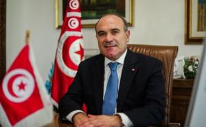 """Habib Ammar (Ministre du Tourisme tunisien) : """"En Tunisie, les recettes ont chuté d'environ 60% et les nuitées globales de 80%..."""""""