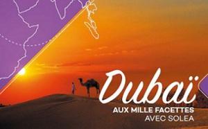 Solea édite une e-brochure dédiée à Dubaï