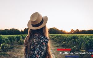 Atout France : qu'est-ce que #JeRedécouvrelaFrance, la nouvelle campagne pour booster le tourisme ?