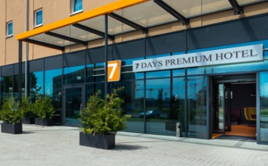 Europe : Louvre Hotels Group met la main sur dix hôtels 7 Days Premium