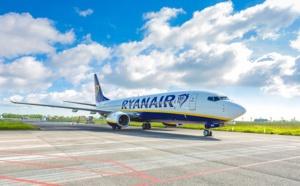 Ryanair réduit encore la voilure pour l'hiver 2020-2021