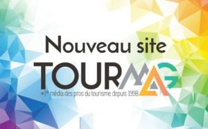 TourMaG.com : nouvelle robe et nouveaux atours pour votre journal en ligne