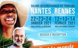 Les Salons du tourisme de Nantes et de Rennes connaissent leurs dates pour 2021