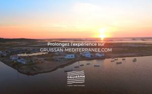Nouveau clip promotionnel : Gruissan Tourisme mise sur les sons et la nature