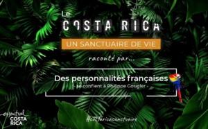 Instagam : l'office de tourisme du Costa Rica vous donne rendez-vous avec Patrick Poivre d'Arvor