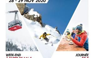 """Ski : Val d'Isère ouvre le 28 novembre 2020 avec un package """"Premières Traces"""""""