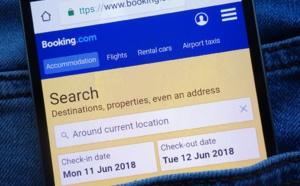 Booking.com intègre la vente des vols secs... cette fois-ci sans sortir de son site !