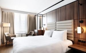 La nouvelle adresse dispose d'un Vitalize Gym & Wellness Spa et de 223 chambres - Photo Marriott