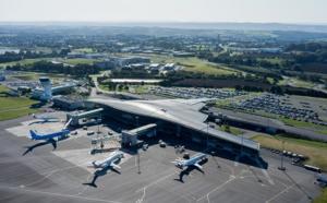 Aéroport Brest Bretagne : des lignes vers Strasbourg et Toulon pour les fêtes de fin d'année