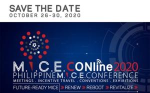 Philippines  : M.I.C.E.CONline se tient jusqu'au 30 octobre 2020