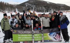 TouriSki : l'édition 2013 d'April International a tenu toutes ses promesses aux Orres