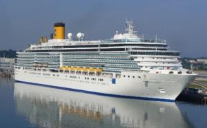 Costa Croisières, qui fait partie de Carnival Corporation & plc (NYSE/LSE : CCL ; NYSE : CUK), a annoncé la suspension temporaire des croisières du Costa Deliziosa en Grèce.  - DR