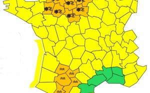 Neige : l'Île de France, le Centre et les Pays de la Loire en vigilance orange
