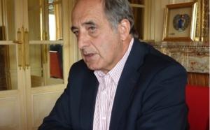 """J.-P. Mas : """"Nous avons de bonnes relations avec Jean-Baptiste Lemoyne, il porte nos demandes, il est très efficace, mais cela ne nous empêche pas de temps en temps d'être en désaccord"""" - DR"""