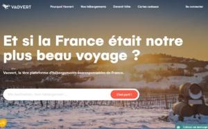 Première plateforme de réservation d'hébergements écoresponsables de France -