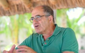Jean-Pierre Mas, président des Entreprises du Voyage - DR EDV