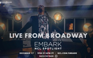 Norwegian lance une série documentaire site EMBARK – The Series - DR