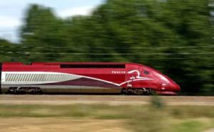 Thalys : un retour à 100% de son offre pas avant 2022