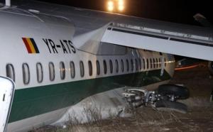 Atterrissage raté Rome Fiumicino : Carpatair n'assure plus les vols domestiques d'Alitalia