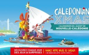 Nouvelle Calédonie Tourisme propose un calendrier de l'Avent... en ligne !