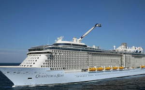 Royal Caribbean : embarquement à bord du Quantum of the Seas pour sa première croisière depuis le covid