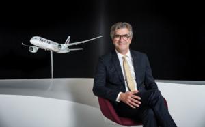 """Thierry de Bailleul (Qatar Airways) : """"Dès qu'une destination s'ouvre… la demande explose !"""""""