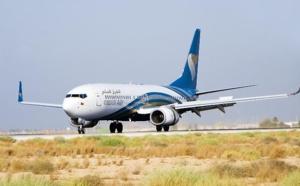 Oman Air : 2 Boeing 737-800 intégrés à la flotte