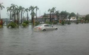 Maurice : les pluies faiblissent et l'alerte est levée