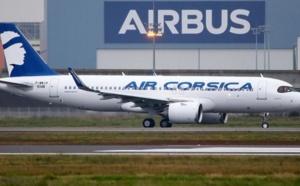 Air Corsica : tests antigéniques au départ de 5 aéroports reliés à la Corse
