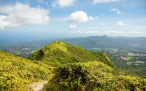 UNESCO : la Montagne Pelée en Martinique sera fixée d'ici janvier 2021