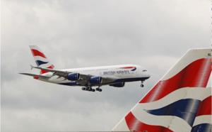 British Airways coupe dans ses liaisons long-courriers