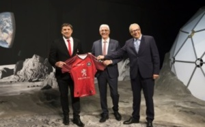 Le Stade Toulousain et la Cité de l'espace signent un partenariat