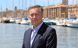 """Patrick J. Pourbaix (MSC Croisières) : """"Un de nos grands enjeux sur le début 2021 est de pouvoir repartir du port de Marseille"""""""