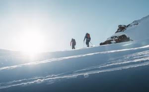 Ski de rando : Courchevel (Savoie) en version peau de phoque... et pas que