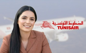 Olfa Hamdi nommée PDG de Tunisair