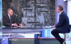"""Vacances au ski : """"Vous pourrez annuler sans frais au dernier moment"""", selon Jean-Baptiste Lemoyne"""
