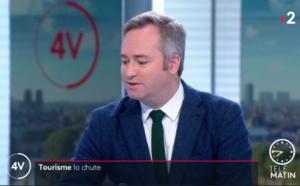 """Jean-Baptiste Lemoyne (tourisme) : """"Nous allons maintenir les mesures d'aides autant que nécessaire"""""""