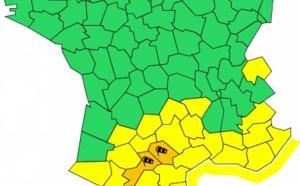 Météo France : 2 départements du Sud-Ouest en vigilance orange au vent