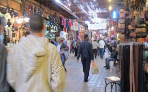 Marrakech : les souks de la ville impériale menacés, faute de promotion